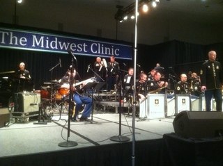 Jazz Ambassadors at Midwest Clinic 2011.JPG